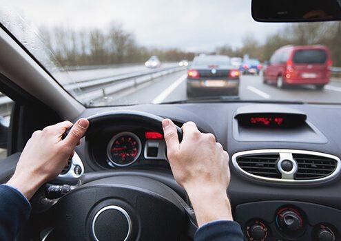 آزمون عملی رانندگی