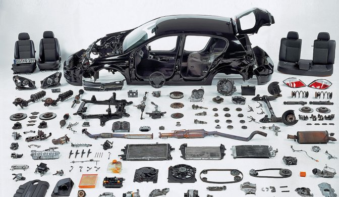 آشنایی با سیستم های خودرو