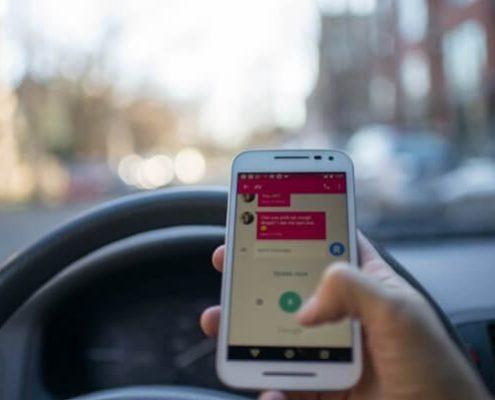 حین رانندگی از چه رفتارهایی باید پرهیز کرد؟