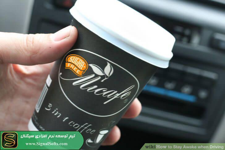 روش های بیدار ماندن در هنگام رانندگی